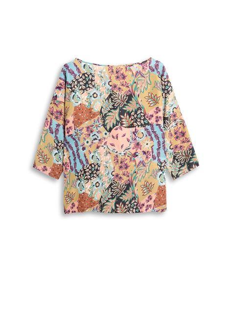 Blouse with jacquard print M MISSONI | Blouse | 2DJ00118/2W0062S00FG