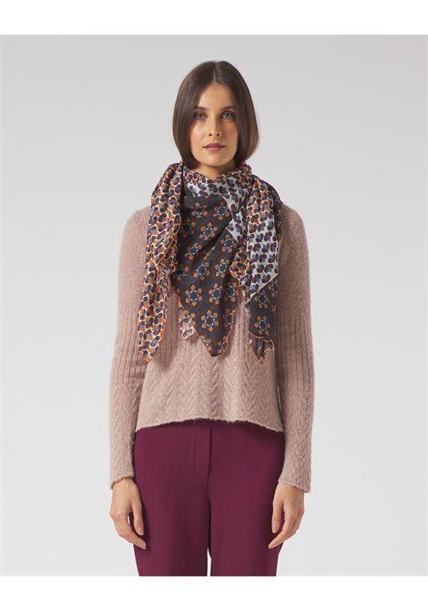 Trapeze scarf MANILA GRACE | Foulard | F321CSMD907
