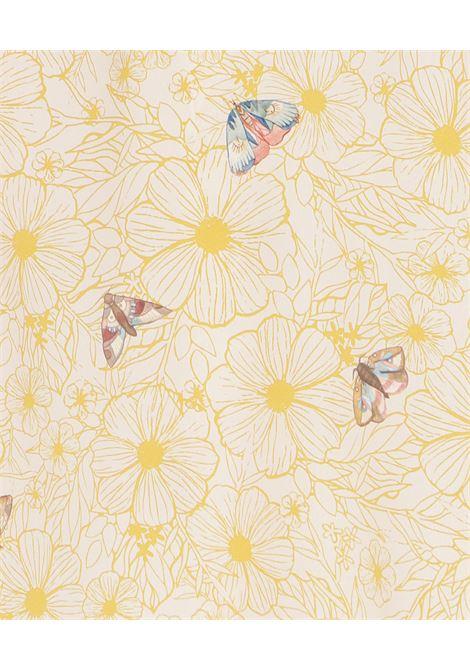 Camicia Ariete in crepe de chine di seta MOMONI | Bluse | MOBL0031070