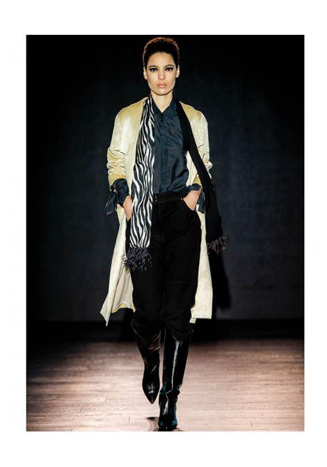 Onyx coat in viscose and cotton corduroy MOMONI | Coat | MOCO0030030