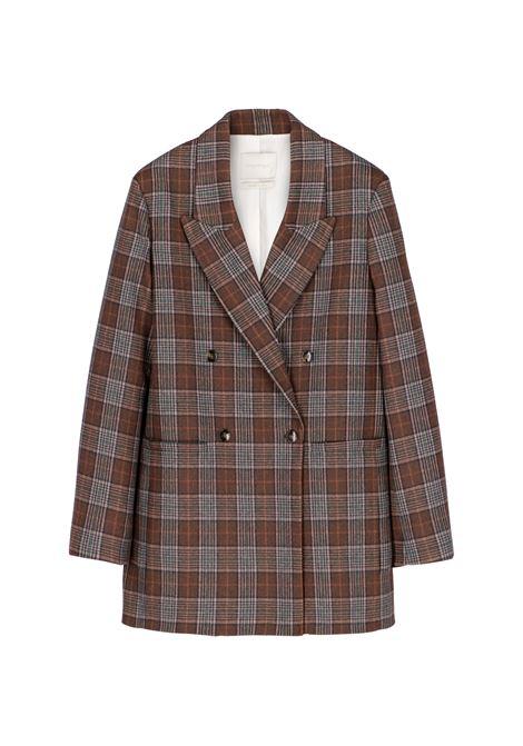 Fluorite check jacket MOMONI | Blazers | MOJA0060660