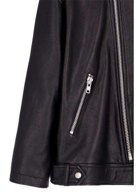 Leather jacket MOMONI | Blazers | MOJA0100990