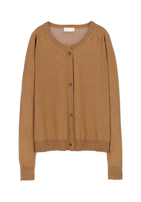 Oya cardigan in cashmere and silk MOMONI | Sweaters | MOKN0020731