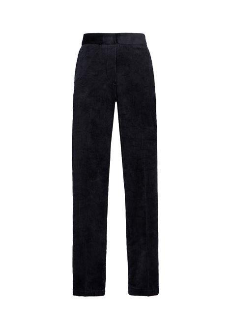 Haiti trousers in stretch corduroy MOMONI | Trousers | MOPA0060870