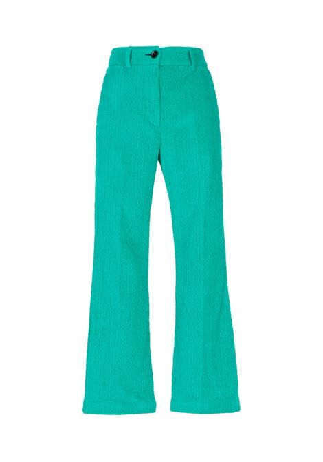 Indra stretch corduroy trousers MOMONI | Trousers | MOPA0130750