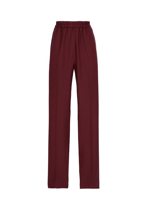 Mars wool trousers with elastic MOMONI | Trousers | MOPA0190380