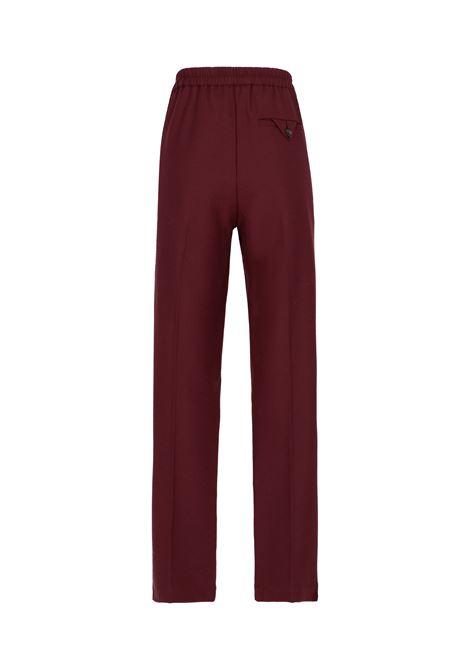Mars wool trousers with elastic MOMONI | Trousers | MOPA0190380