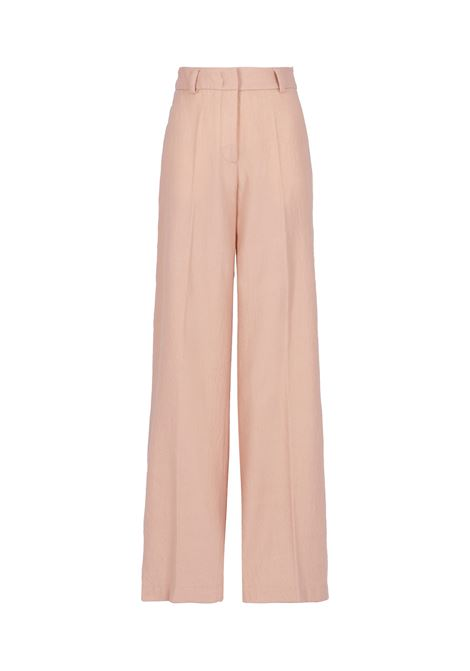 Mabon trousers in washed wool MOMONI | Trousers | MOPA0230400
