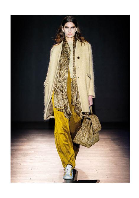 Olivina trousers in viscose and cotton corduroy MOMONI | Trousers | MOPA0250130