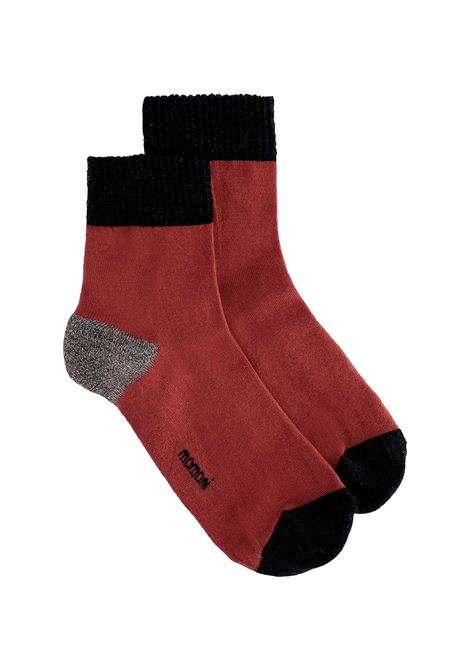 Cotton and cachmere sock MOMONI | Socks | MOSO0080610
