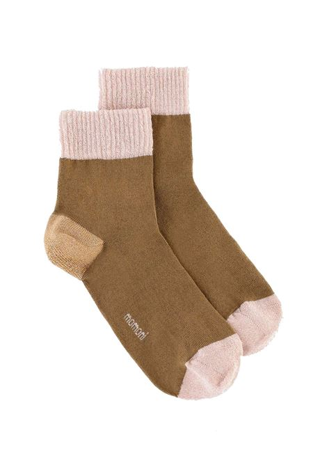 Cotton and cachmere sock MOMONI | Socks | MOSO0080760