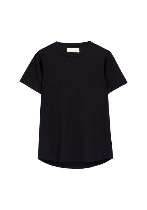 Black cotton T-shirt MOMONI |  | MOTS0010990