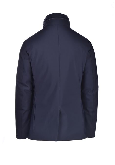 Dark blue down coat MONTECORE | Overcoat | 2920CX151 20257199
