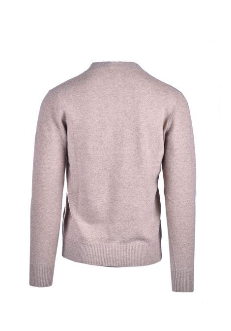 Cardigan con tasche in lana vergine PAOLO PECORA | Maglieria | A018-F0021946