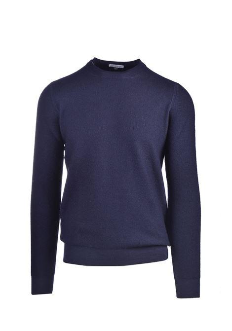 Maglione girocollo in lana vergine PAOLO PECORA | Maglieria | A031-F0106728