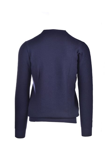 Virgin wool crewneck sweater PAOLO PECORA | Knitwear | A031-F0106728