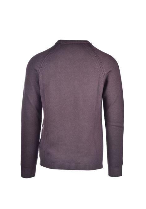 Maglione girocollo in lana vergine PAOLO PECORA | Maglieria | A035-F0101140