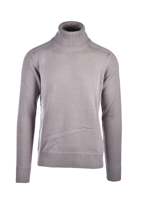 Virgin wool turtleneck sweater PAOLO PECORA | Knitwear | A052-70121193
