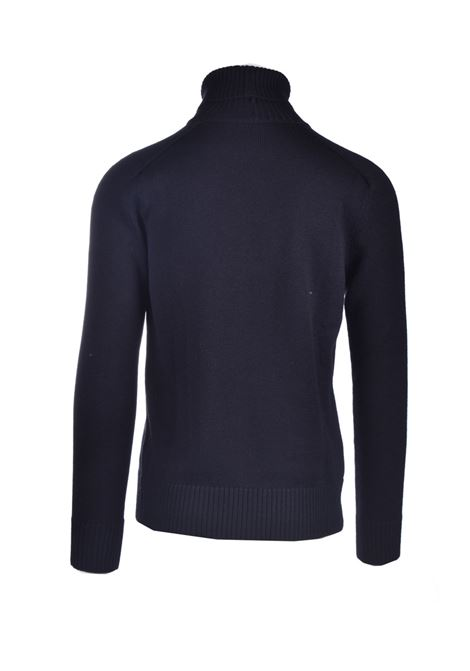Virgin wool turtleneck sweater PAOLO PECORA | Knitwear | A052-70129000