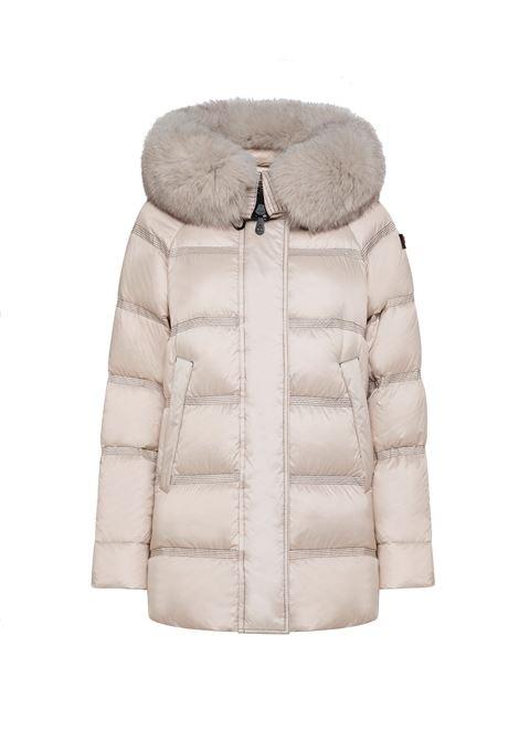 Takan mq 02 fur Down jacket with fox fur PEUTEREY |  | PED3372736