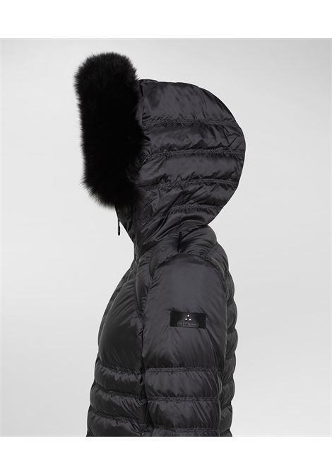 Davis fur Piumino cooler days lungo con pelliccia PEUTEREY | Cappotti | PED3274NER
