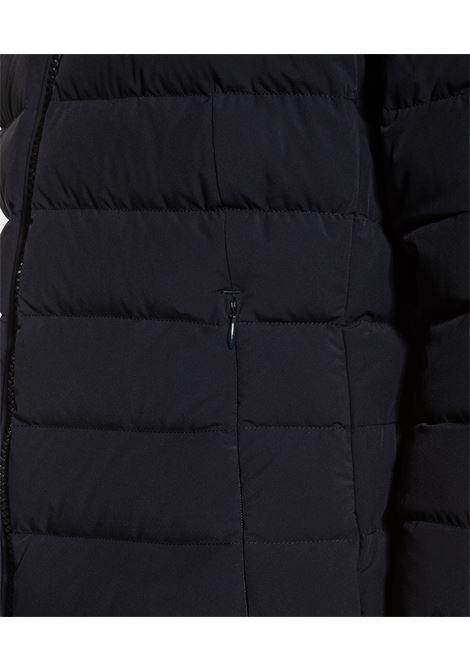 Lenmana 01 Piumino in tessuto opaco ed elasticizzato PEUTEREY | Cappotti | PED3282NER