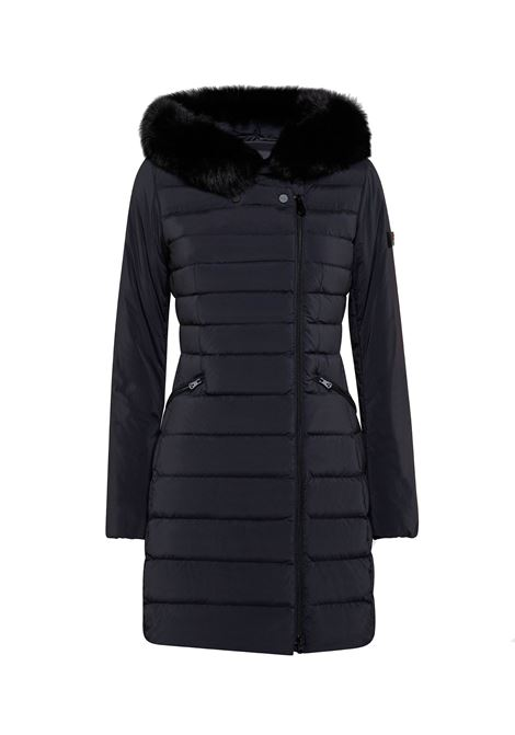 seriola fur Slim fit down jacket with fur PEUTEREY |  | PED3657720