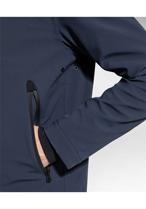 Heston smooth bomber in three-layer fabric PEUTEREY | Jackets | PEU3311215