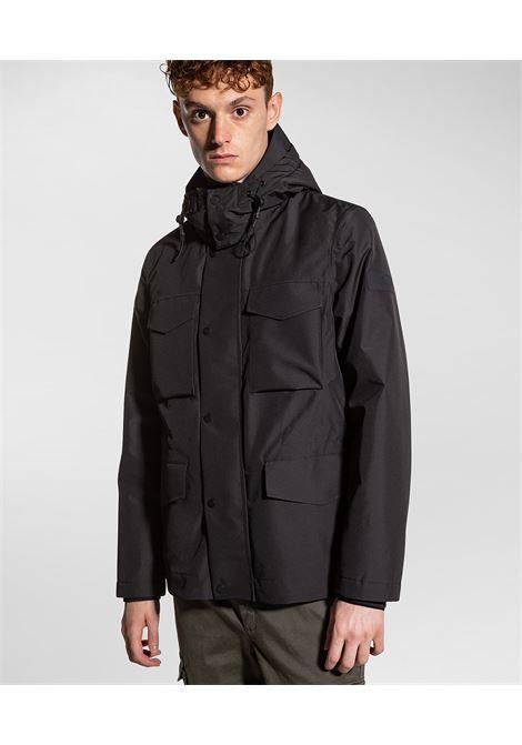 Tatanka Field jacket waterproof and windproof PEUTEREY   Jackets   PEU3635NER