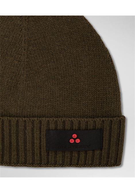 Silli - Cappello con logo cucito PEUTEREY | Cappelli | PEU3657690