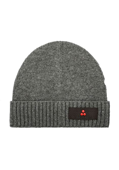 Silli - Hat with stitched logo PEUTEREY | Hats | PEU3657799
