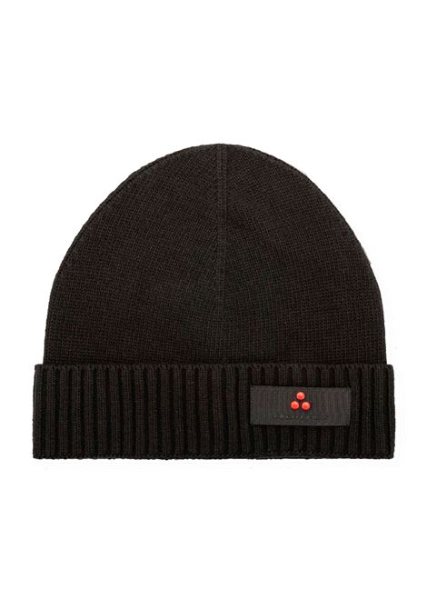 Silli - Hat with stitched logo PEUTEREY | Hats | PEU3657NER