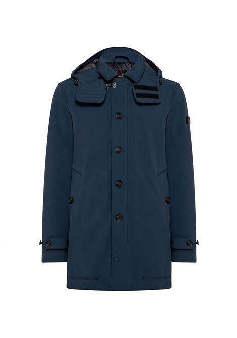Trebbio kp01 - Padded technical trench coat PEUTEREY | Overcoat | PEU3700215