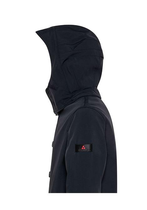 Trebbio kp01 - Padded technical trench coat PEUTEREY | Coat | PEU3700NER