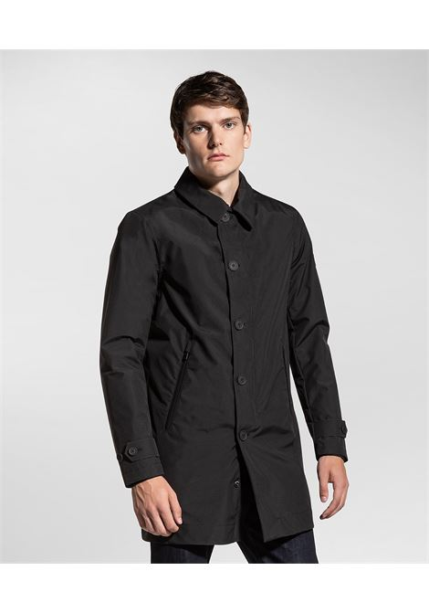 Tuari drp - Rainproof and windproof trench coat PEUTEREY   Coat   PEU3732NER