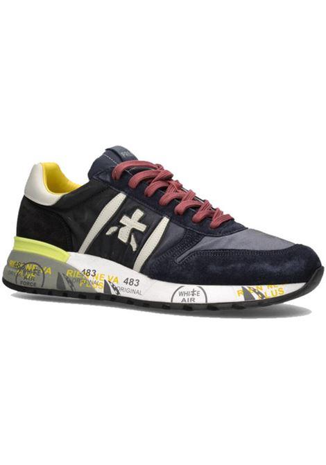 LANDER 4948 Suede sneakers PREMIATA | Sneakers | LANDER4948