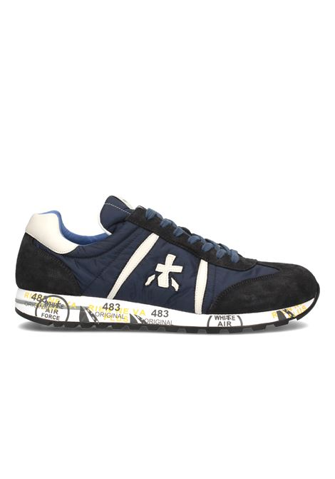 LUCY 2808 Dark blue sneakers PREMIATA | Shoes | LUCY2808