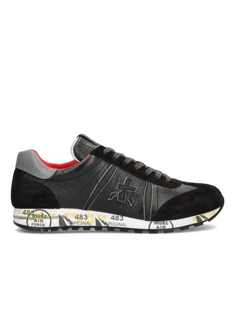LUCY 4932 black sneakers PREMIATA | Sneakers | LUCY4932