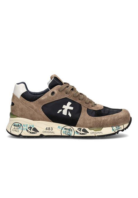 MASE 4982 Brown sneakers PREMIATA | Shoes | MASE4982