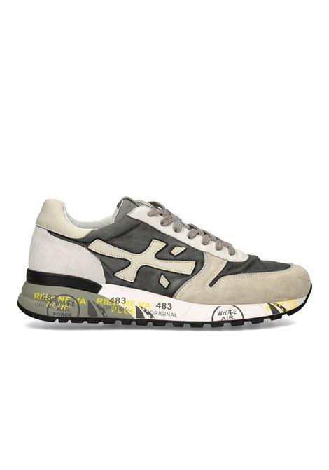 MICK 4952 Beige sneakers PREMIATA | Shoes | MICK4952