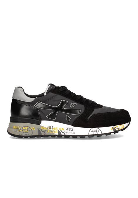 MICK 5017 Black sneakers PREMIATA | Shoes | MICK5017