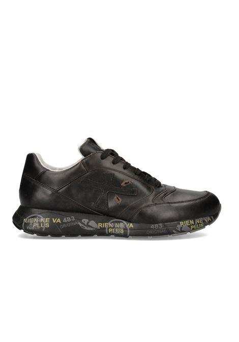 ZAC ZAC 5020 Sneakers nere in pelle di vitello PREMIATA | Scarpe | ZACZAC5020