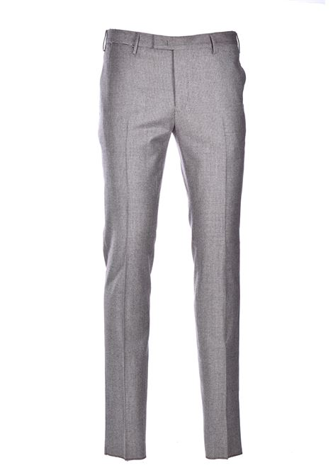 Classic pied de poule virgin wool trousers PT01 | Pants | CO-KFZEZ00CL1-MZ230130