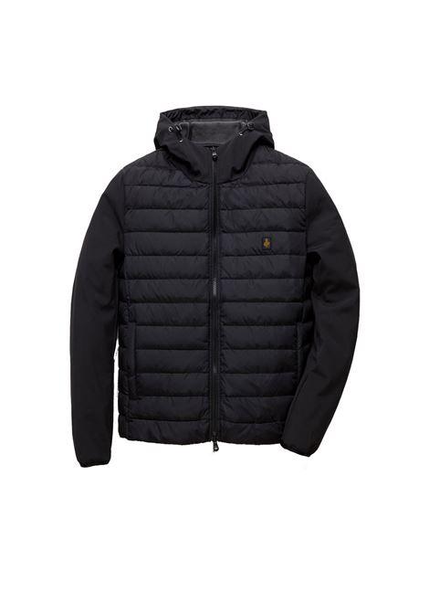 King jacket black gray down jacket REFRIGIWEAR | Jackets | RM0G00500XT2428U15060