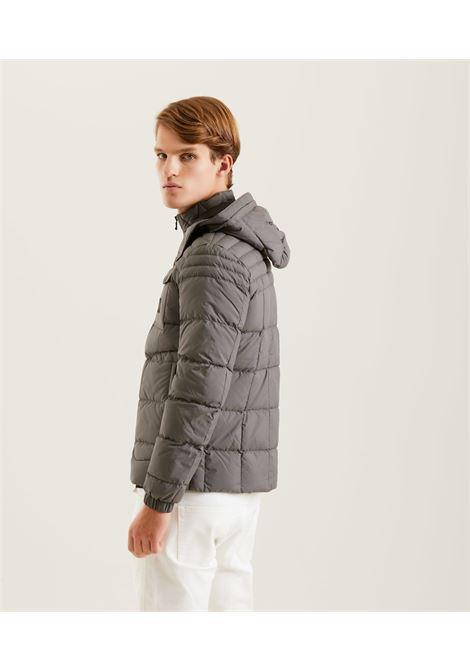 Medium gray benson jacket REFRIGIWEAR | Jackets | RM0G06100NY0181G04892