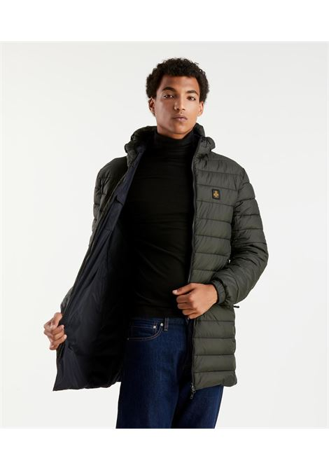 long midtown jacket REFRIGIWEAR | Coat | RM0G22200NY0176T93300