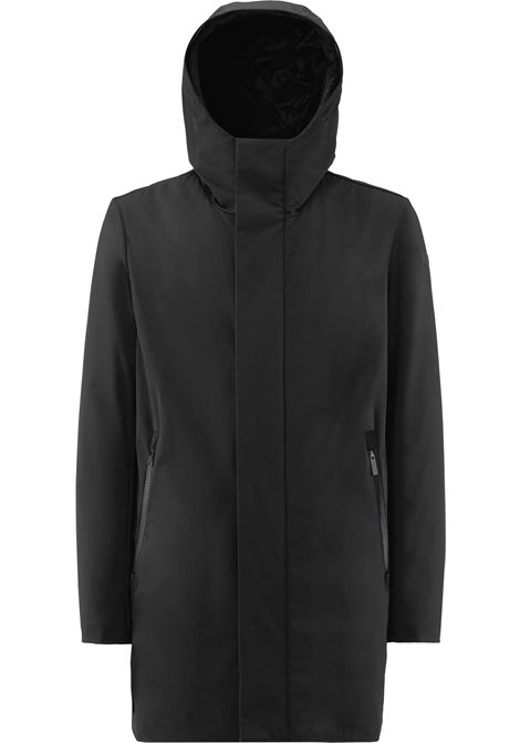 city rain parka black RRD | Coat | 2003110
