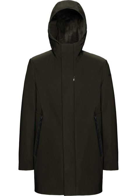 Hooded thermo parka RRD | Coat | 2004721