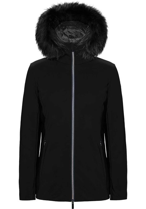Winter storm lady parka with fur RRD | Overcoat | 20500FT10