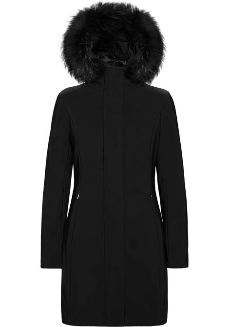 Winter long lady parka with fur RRD | Overcoat | 20501FT10